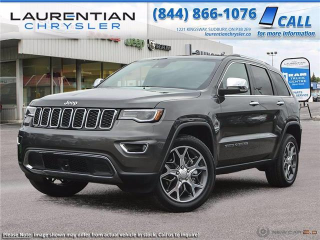 2021 Jeep Grand Cherokee Limited (Stk: 21089) in Sudbury - Image 1 of 23