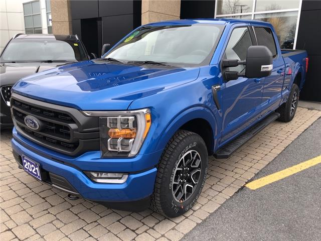2021 Ford F-150 XLT (Stk: 21012) in Cornwall - Image 1 of 10