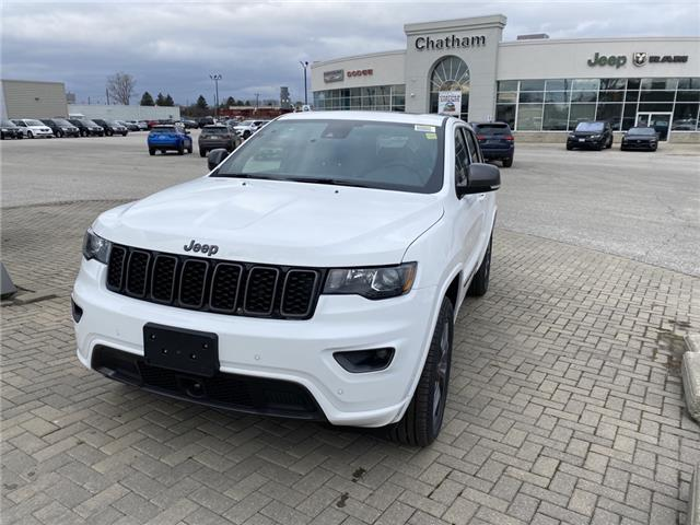 2021 Jeep Grand Cherokee Limited (Stk: N04905) in Chatham - Image 1 of 18