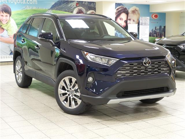 2021 Toyota RAV4 Limited (Stk: 210318) in Calgary - Image 1 of 22