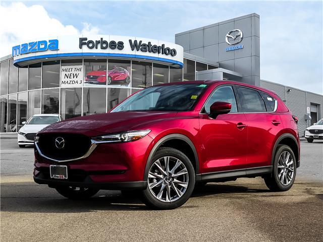 2021 Mazda CX-5 GT (Stk: M7112) in Waterloo - Image 1 of 16