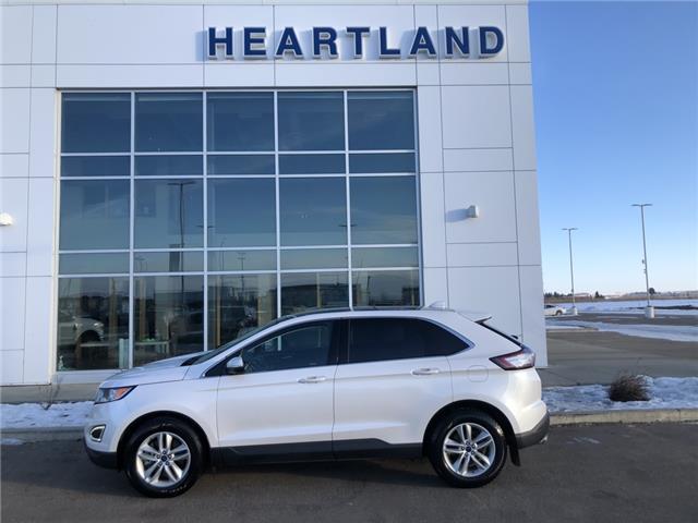 2017 Ford Edge SEL (Stk: LLT324A) in Fort Saskatchewan - Image 1 of 26