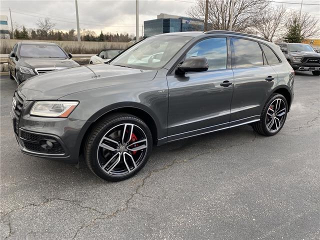 2017 Audi SQ5 3.0T Dynamic Edition (Stk: 390-63) in Oakville - Image 1 of 15