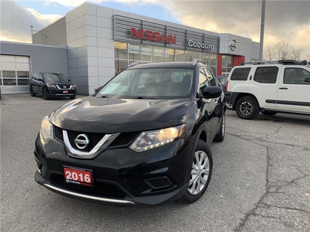 2016 Nissan Rogue S (Stk: CLL553042A) in Cobourg - Image 1 of 23