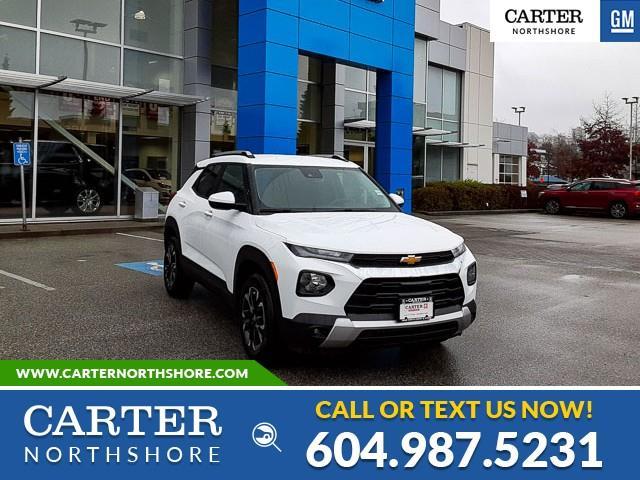2021 Chevrolet TrailBlazer LT (Stk: 1TB00070) in North Vancouver - Image 1 of 10