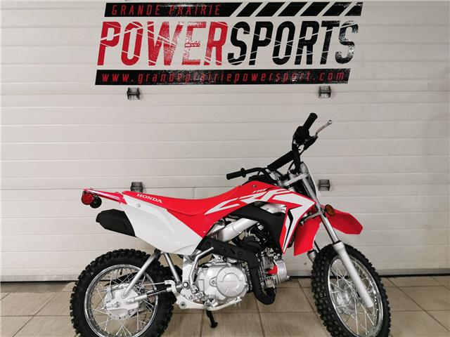 2021 Honda CRF110F TRAIL (Stk: 21HD-020) in Grande Prairie - Image 1 of 4