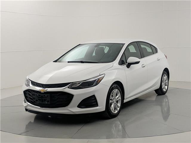 2019 Chevrolet Cruze LT (Stk: F3PED7) in Winnipeg - Image 1 of 28