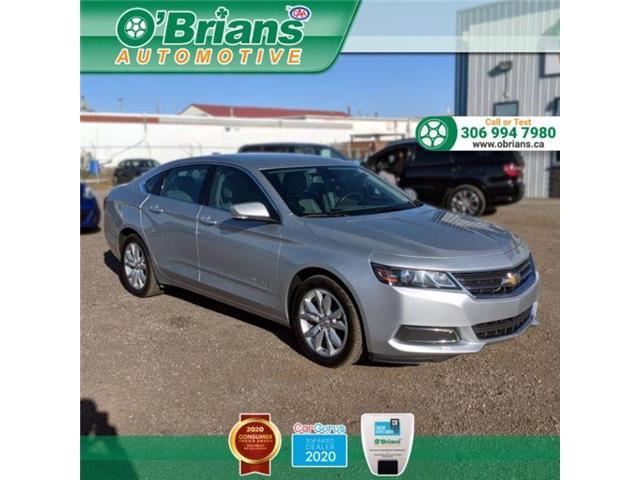 2017 Chevrolet Impala 1LT (Stk: 13882A) in Saskatoon - Image 1 of 20