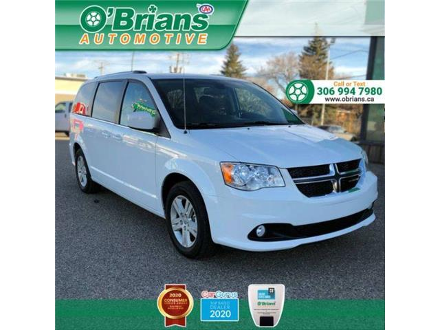2020 Dodge Grand Caravan Crew (Stk: 13873A) in Saskatoon - Image 1 of 17