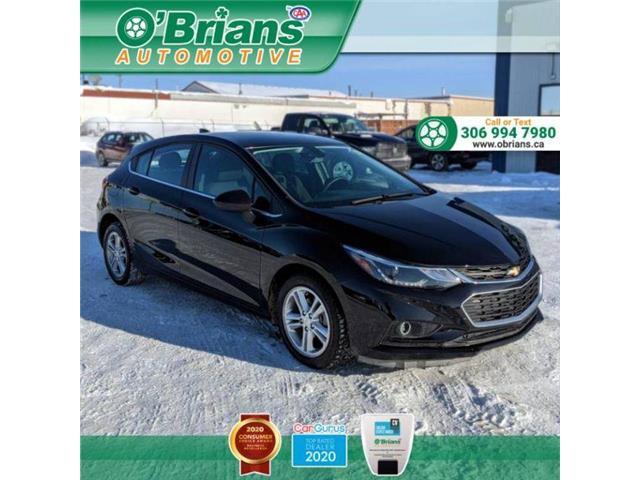 2018 Chevrolet Cruze LT Auto (Stk: 13965A) in Saskatoon - Image 1 of 20