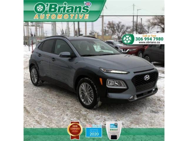 2020 Hyundai Kona 2.0L Luxury KM8K6CAA1LU547237 13999A in Saskatoon