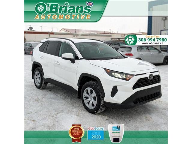 2020 Toyota RAV4 LE (Stk: 14046A) in Saskatoon - Image 1 of 22