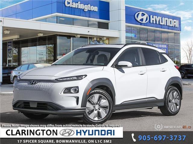 2021 Hyundai Kona EV Ultimate (Stk: 20872) in Clarington - Image 1 of 24