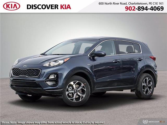 2021 Kia Sportage LX (Stk: S6797A) in Charlottetown - Image 1 of 23