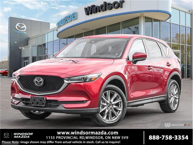 2021 Mazda CX-5 GT w/Turbo (Stk: C55932) in Windsor - Image 1 of 23