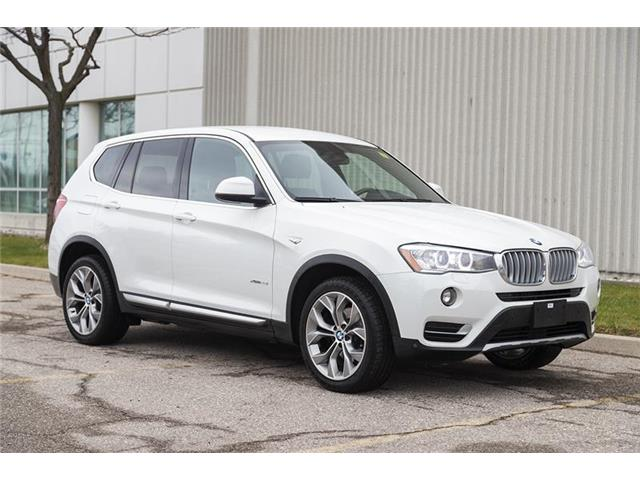 2017 BMW X3 xDrive28i (Stk: U6287) in Mississauga - Image 1 of 1