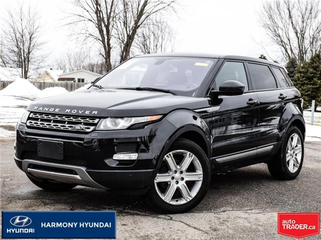 2014 Land Rover Range Rover Evoque Pure Plus (Stk: P807A) in Rockland - Image 1 of 29