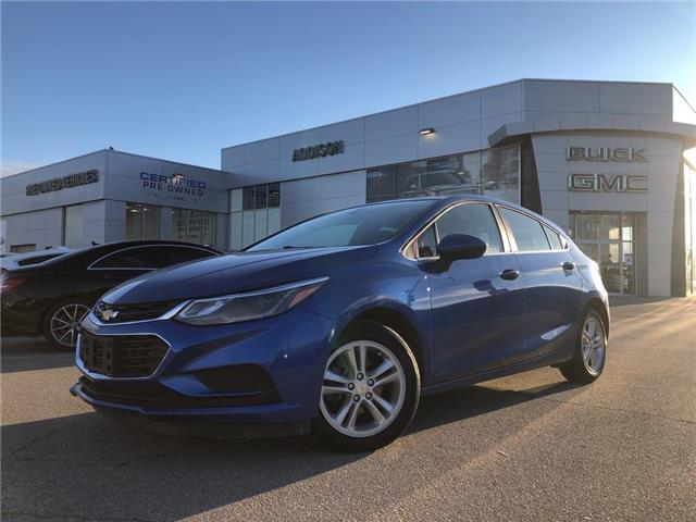 2017 Chevrolet Cruze Hatch LT Auto (Stk: U566014) in Mississauga - Image 1 of 22