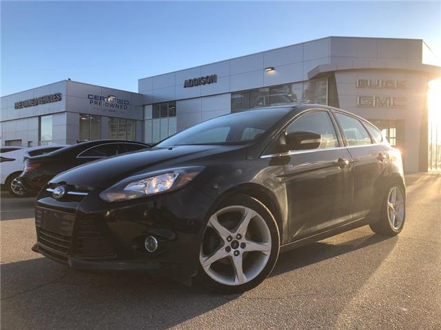 2014 Ford Focus  (Stk: U444490) in Mississauga - Image 1 of 19