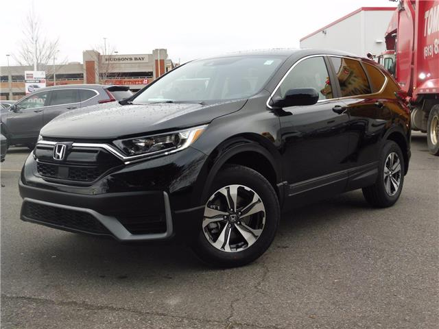 2021 Honda CR-V LX (Stk: 21-0067) in Ottawa - Image 1 of 21