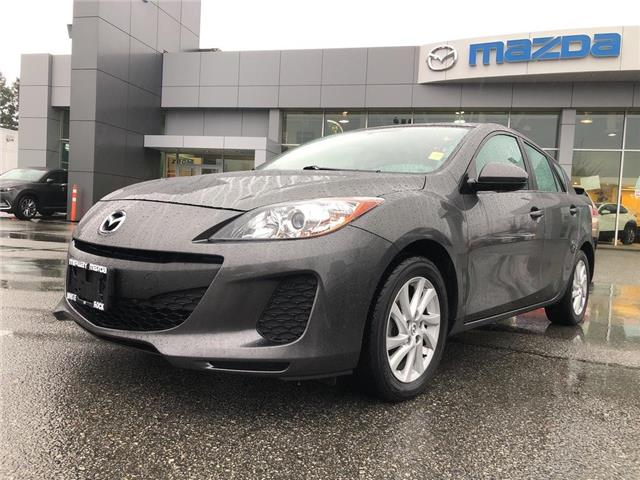 2012 Mazda Mazda3 Sport GX (Stk: P4370) in Surrey - Image 1 of 15