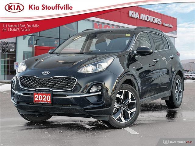 2020 Kia Sportage  (Stk: P0316) in Stouffville - Image 1 of 26