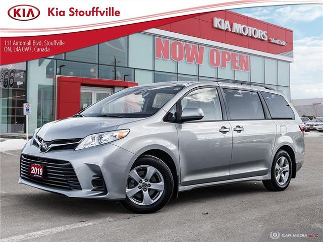 2019 Toyota Sienna LE 8-Passenger (Stk: P0286) in Stouffville - Image 1 of 25