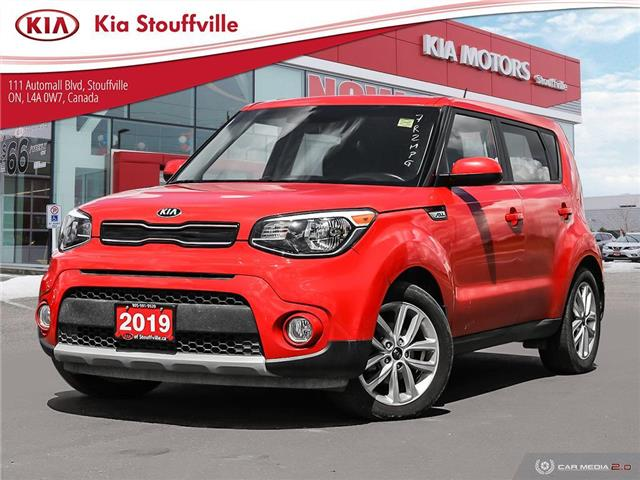 2019 Kia Soul EX (Stk: P0207) in Stouffville - Image 1 of 26