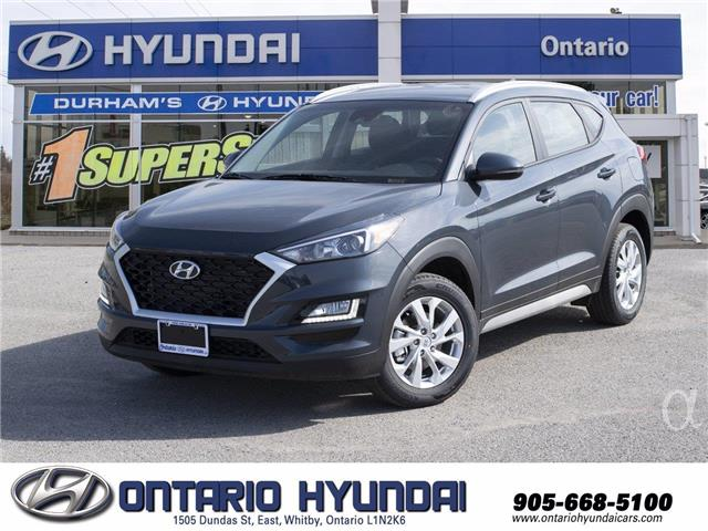 2021 Hyundai Tucson Preferred w/Sun & Leather Package (Stk: 358185) in Whitby - Image 1 of 19