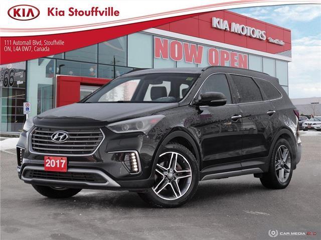 2017 Hyundai Santa Fe XL Limited (Stk: P0311) in Stouffville - Image 1 of 26