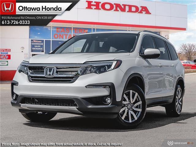 2021 Honda Pilot EX (Stk: 342360) in Ottawa - Image 1 of 20