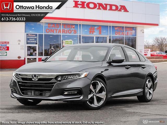 2021 Honda Accord Touring 2.0T (Stk: 342340) in Ottawa - Image 1 of 23