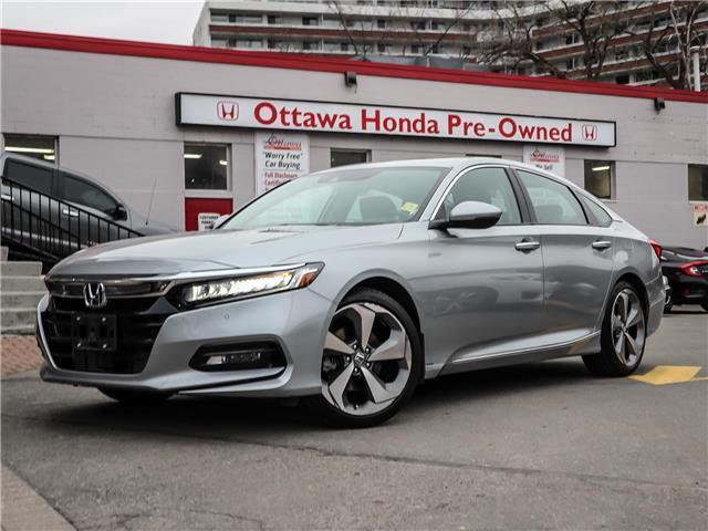 2018 Honda Accord Touring (Stk: 336291) in Ottawa - Image 1 of 28