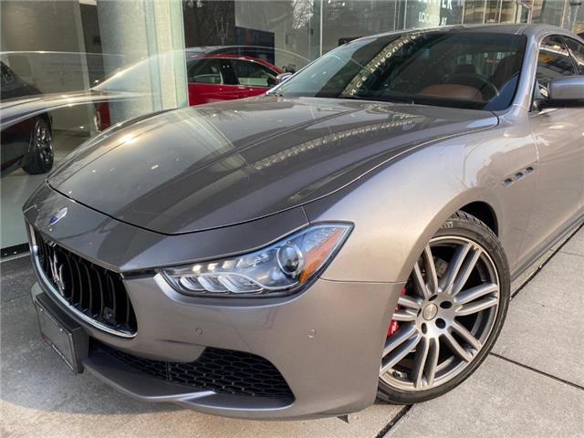2016 Maserati Ghibli S Q4 (Stk: CONSIGNJ) in Toronto - Image 1 of 23