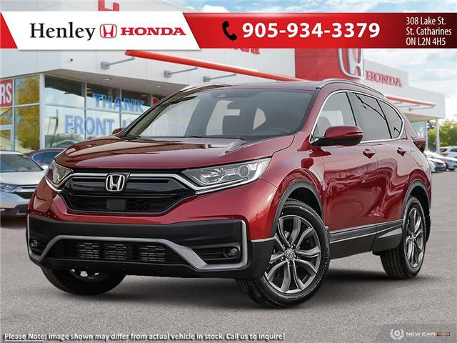 2021 Honda CR-V Sport (Stk: H19365) in St. Catharines - Image 1 of 23