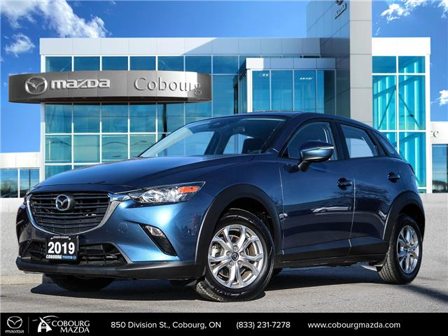 2019 Mazda CX-3 GS (Stk: 21057A) in Cobourg - Image 1 of 28