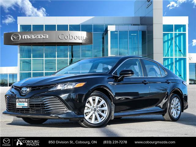 2018 Toyota Camry Hybrid LE (Stk: U0509) in Cobourg - Image 1 of 26