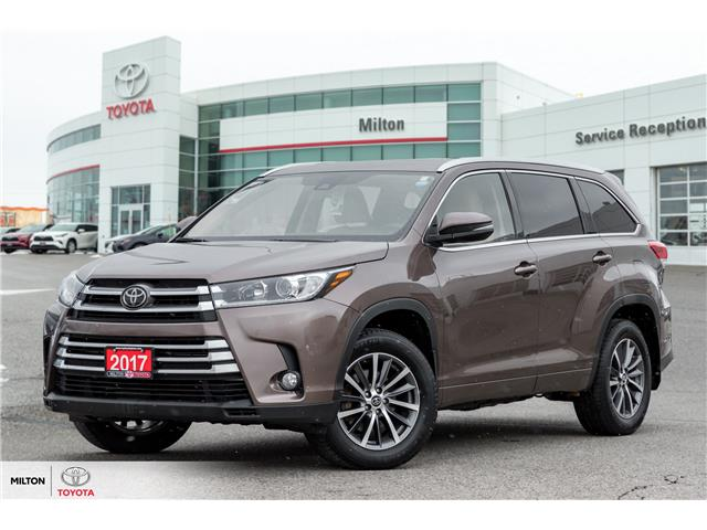 2017 Toyota Highlander XLE (Stk: 481429A) in Milton - Image 1 of 24