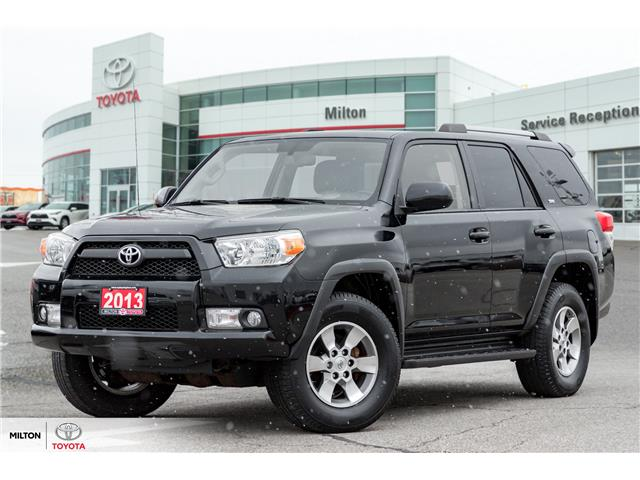 2013 Toyota 4Runner SR5 V6 (Stk: 137905) in Milton - Image 1 of 24