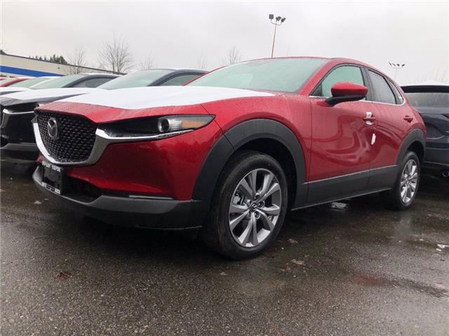 2021 Mazda CX-30 GS (Stk: 219087) in Surrey - Image 1 of 5