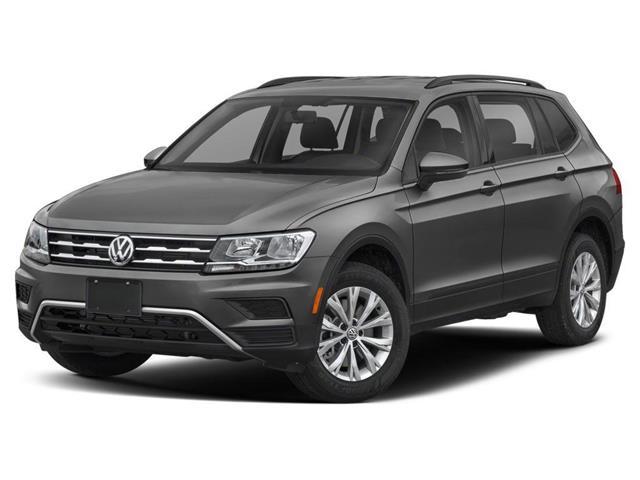 2021 Volkswagen Tiguan Trendline (Stk: 71052) in Saskatoon - Image 1 of 9