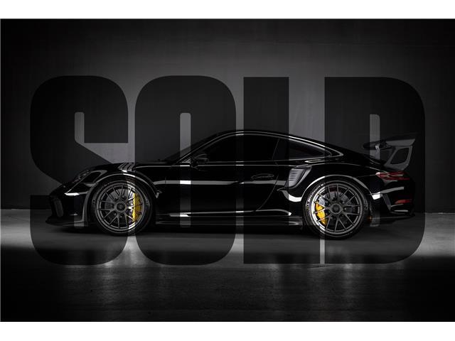 2019 Porsche 911 GT3 RS (Stk: NS0001) in Woodbridge - Image 1 of 19