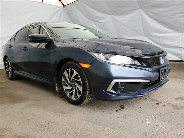 2019 Honda Civic EX (Stk: IU2149) in Thunder Bay - Image 1 of 13