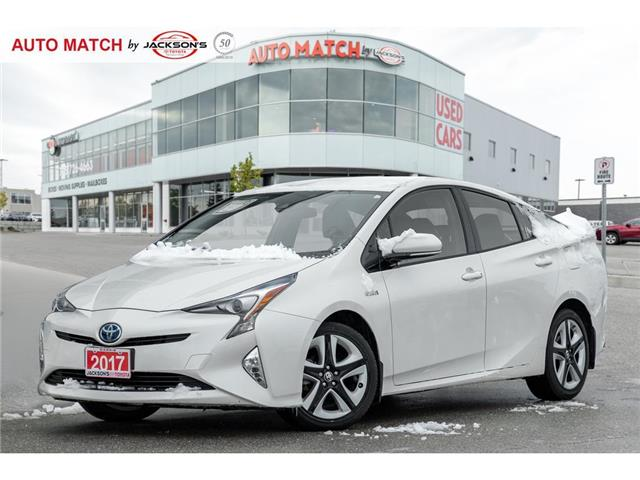 2017 Toyota Prius Touring (Stk: U0036) in Barrie - Image 1 of 21