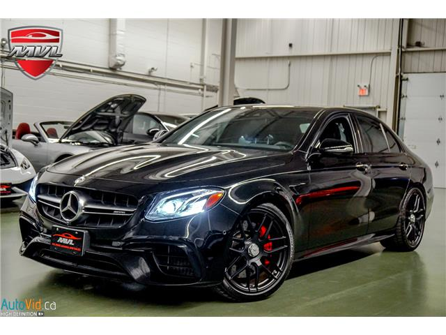2018 Mercedes-Benz AMG E 63 S-Model WDDZF8KB1JA244230  in Oakville