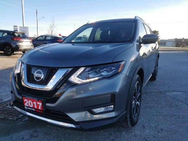 2017 Nissan Rogue SL Platinum (Stk: CHC872228L) in Cobourg - Image 1 of 14