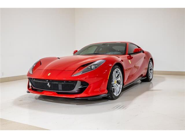2019 Ferrari 812 Superfast Base (Stk: UC1579) in Calgary - Image 1 of 21