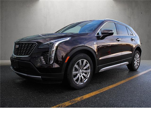 2021 Cadillac XT4 Premium Luxury (Stk: 216-1436) in Chilliwack - Image 1 of 16