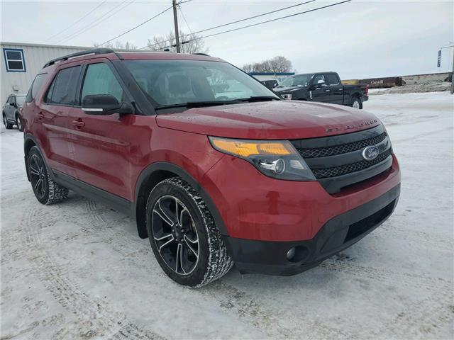 2015 Ford Explorer Sport (Stk: 20U148A) in Wilkie - Image 1 of 21