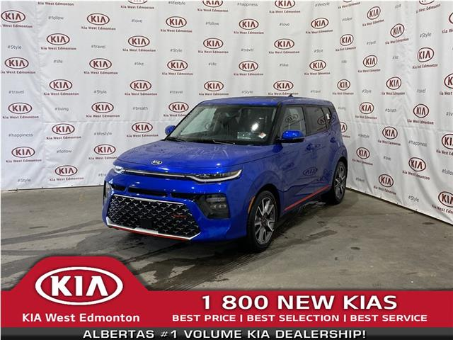 2021 Kia Soul GT-Line Limited (Stk: 22691) in Edmonton - Image 1 of 29